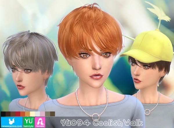 NewSea: YU094 Coolish Walk for female