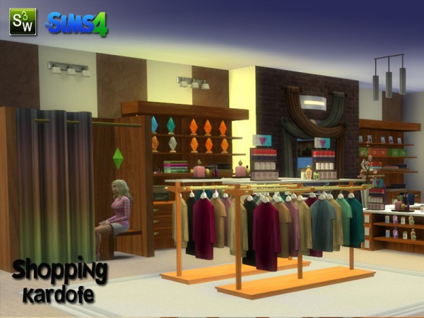 The Sims Resource: Shopping by Kardofe
