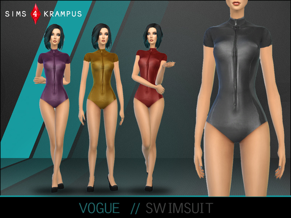 The Sims Resource: Vogue by SIms 4 Krampus