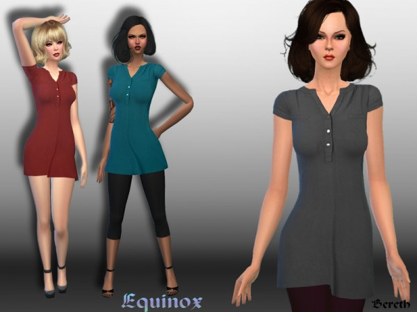 The Sims Resource: Equinox Casual Everyday  by Bereth