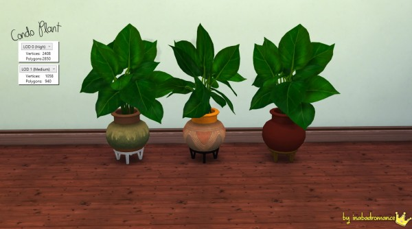 In a bad romance: Plants