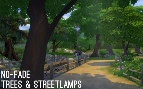 Martine Simblr: No Fade Trees and Streetlamps