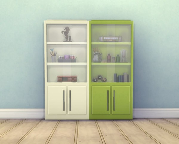 Mod The Sims: Centurion Display by plasticbox