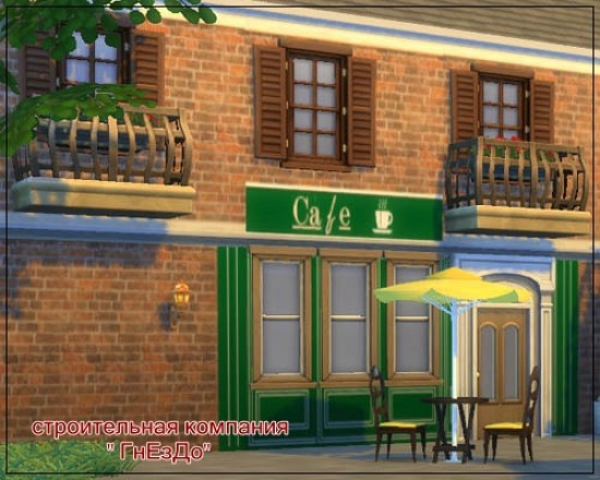 Sims 3 by Mulena: Seamless wallpaper