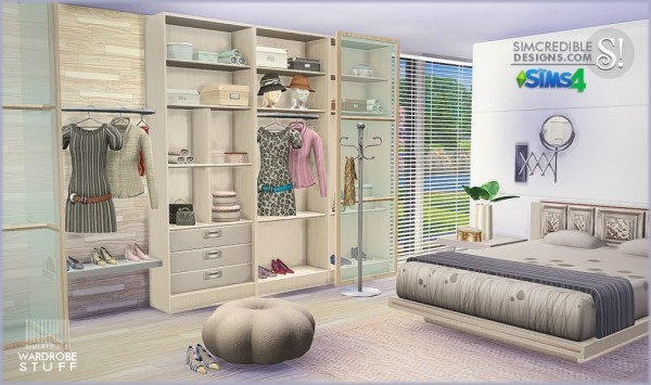 SIMcredible Designs: Wardrobe stuff