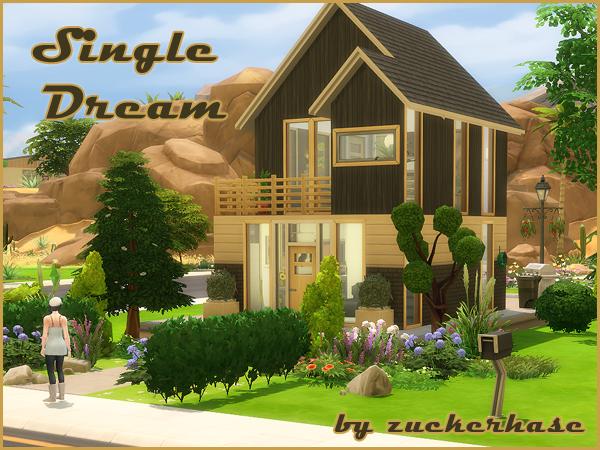 Akisima Sims Blog: Single Dream