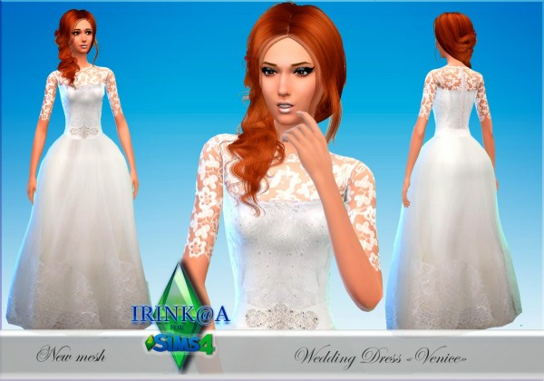 Irinka: Wedding Dress Venice