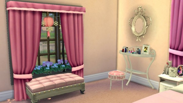 Sanjana Sims Quot Dreamy Teen Bedroom Quot For Girls Sims 4 Downloads