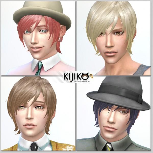 Kijiko: Round Bob for Male