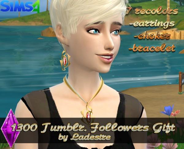 Ladesire Creative Corner: 1300 Tumblr Followers Gift