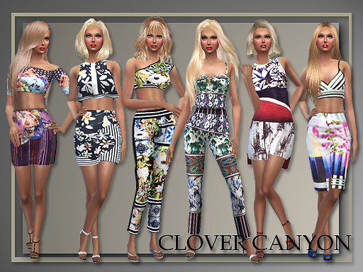 All About Style: Clover Canyon Spring 2015