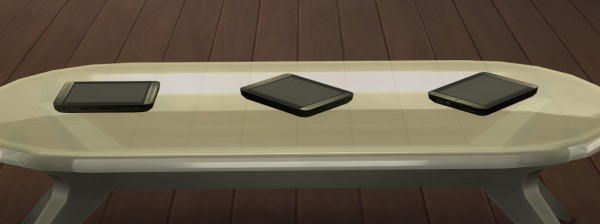 Mod The Sims: Nvidia Shield Tablet by ironleo78