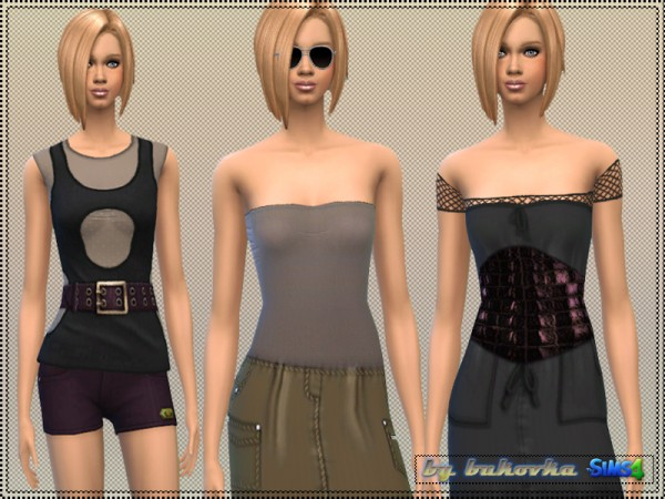 The Sims Resource: Set Military Style by Bukovka
