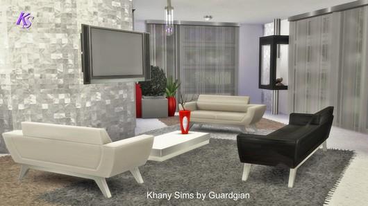 Khany Sims: Les Ailes du Vent by Guardgian