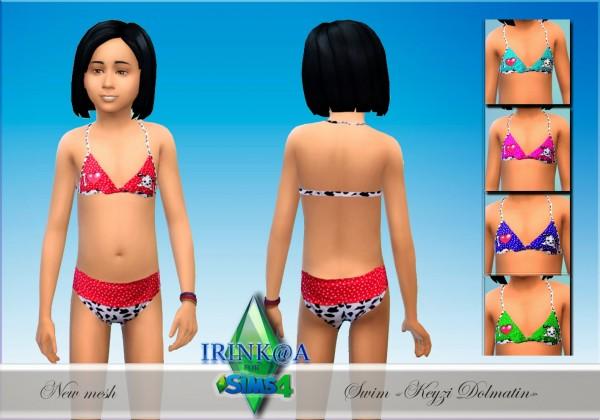 Irinka: Swimwear Keyzi Dolmatin
