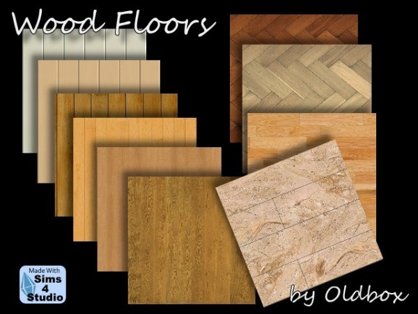 All4Sims: Terrains, walls and floors by  Oldbox