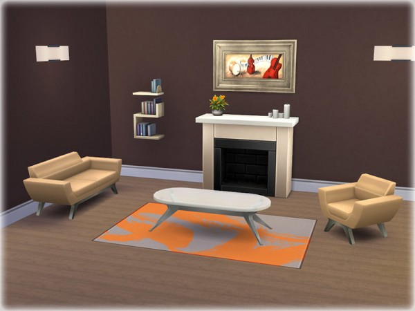 The Sims Resource: Wood floor by Neferu