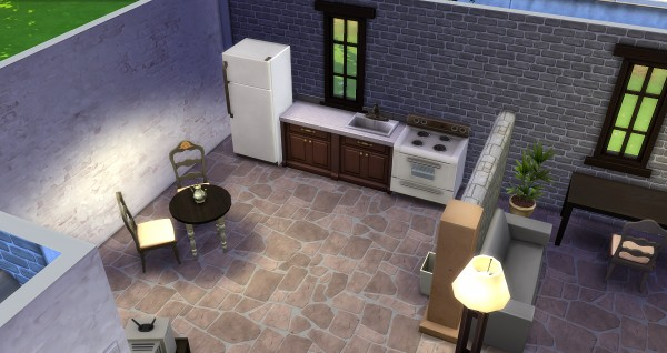 Studio Sims Creation: Cranberry – Starter