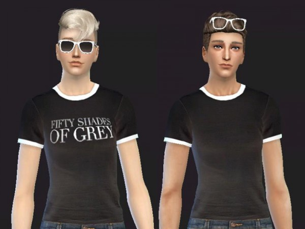 The Sims Resource: 50 shades of grey