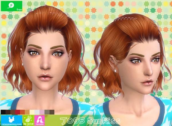 NewSea: J095 SunKiss hair
