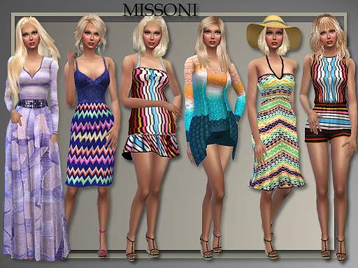 All About Style: Missoni spring summer collection