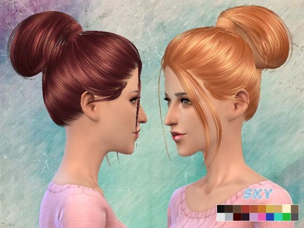 The Sims Resource: Skysims Hair 111