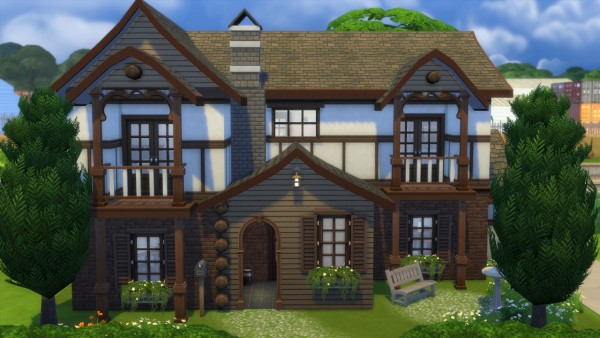 Totally Sims: Medieval Mansion