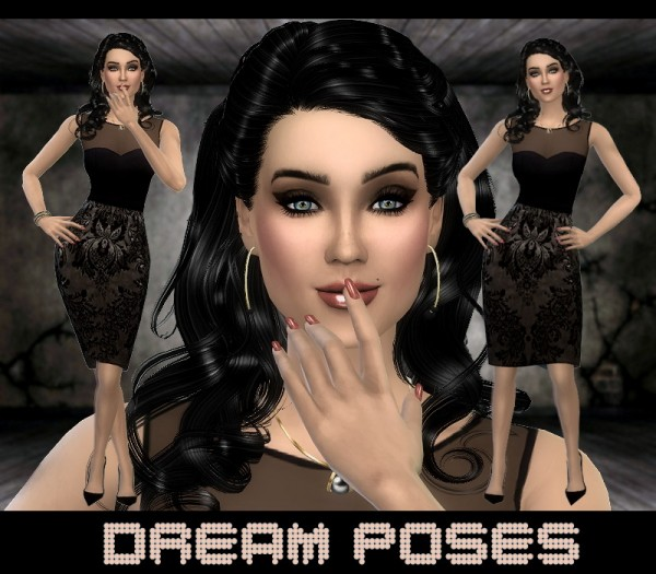 Marty P: Dream Poses
