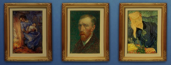 Mod The Sims: Vincent van Gogh 10 More Paintings by ironleo78