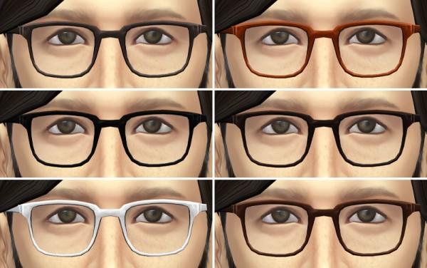 Rusty Nail: Eyeglasses N2