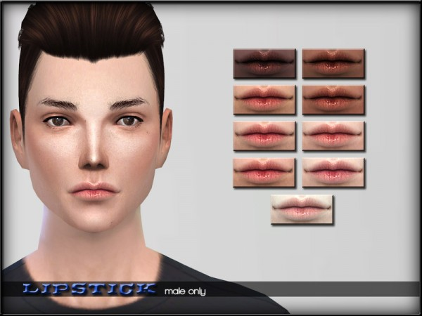 The Sims Resource: Lips Set 9 by Shojo angel