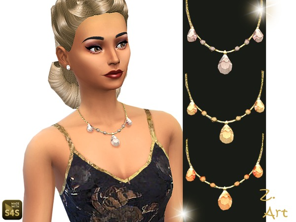 The Sims Resource: Crystal set by Zuckerschnute20