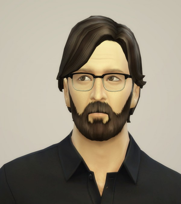 Rusty Nail: Surfer hairstyle edit
