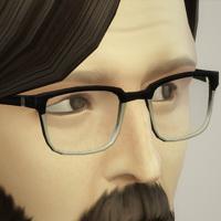 Rusty Nail: Eyeglasses N4