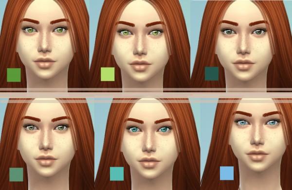 Mod The Sims: Benevolent Eyes by kellyhb5