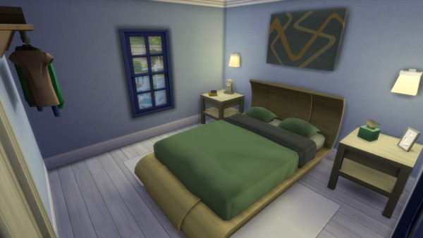Totally Sims: Blueberry Starter Cottage