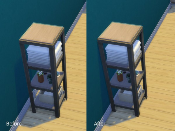 Mod The Sims: Various placement edits that make stuff go against walls  by plasticbox