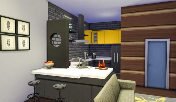 Simsational designs: Riverside Outlook   A Cabin for Granite Falls