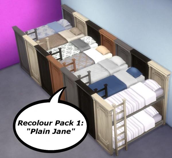 sims 4 loft bed 1