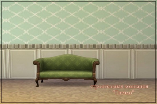 Sims 3 by Mulena: Wallpaper Steeles