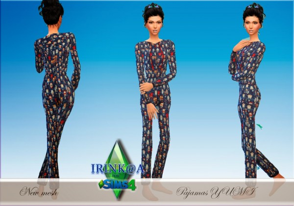 Irinka: Pajamas YUMI ORIGINAL