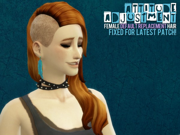 The Path Of Nevermore: 1500 followers gif fixed hairstyle