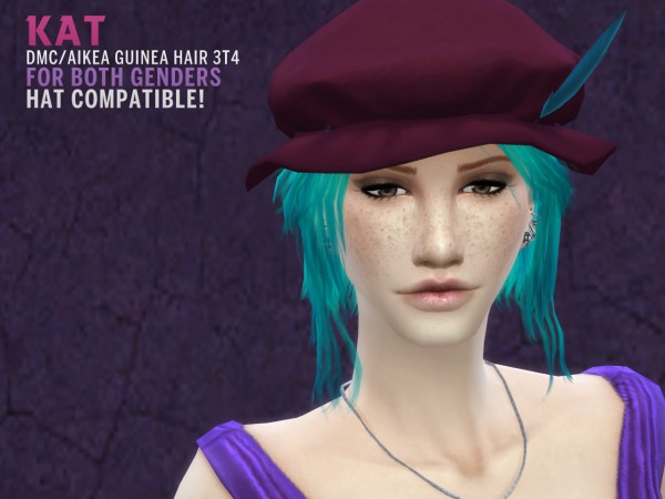 The Path Of Nevermore: Aikea Guinea conversion from TS2 to TS4