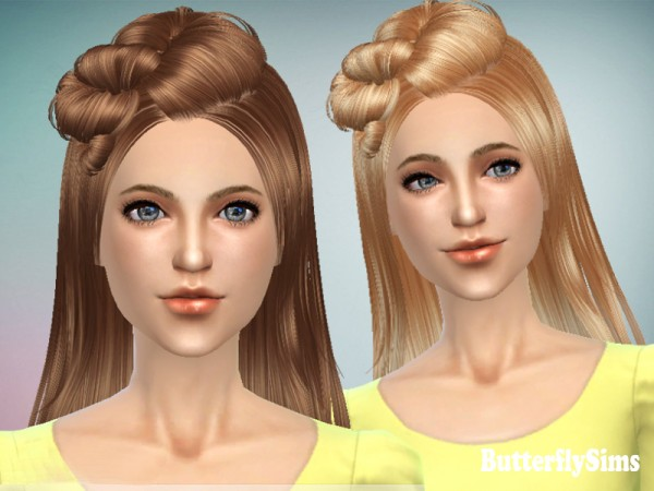 Butterflysims: Hairstyle 078