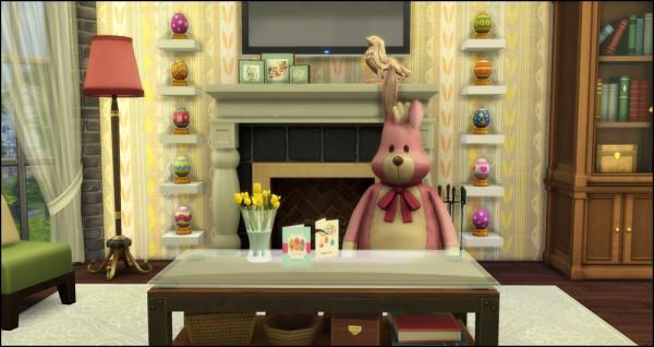 Martine Simblr: Egg collection