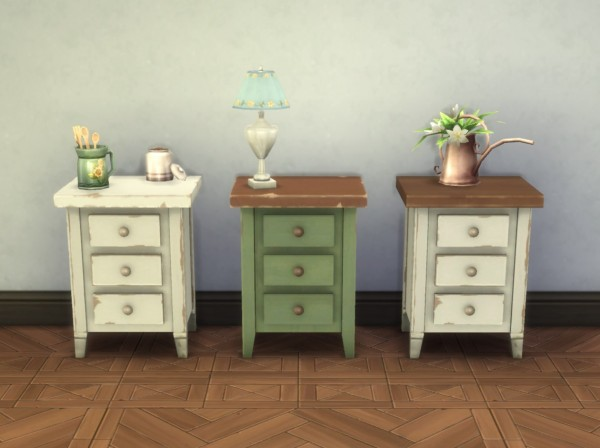 Mod The Sims: Boring Endtable by plasticbox