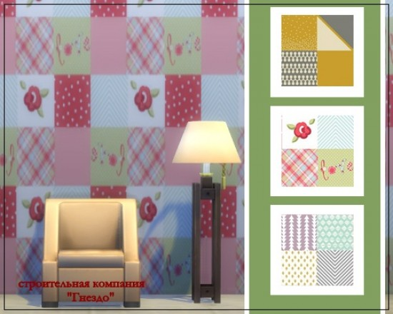 Sims 3 By Mulena Margo Wallpaper Sims 4 Downloads