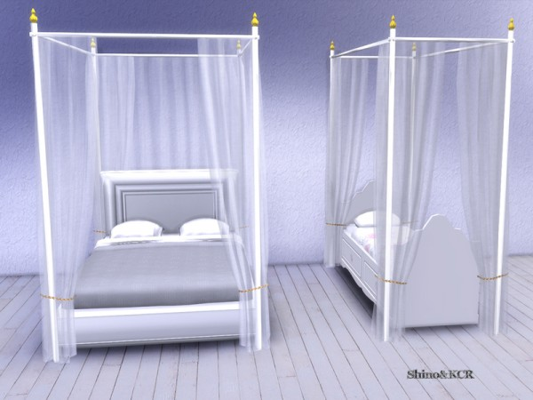 The Sims Resource Curtains And Canopy S By Shinokcr