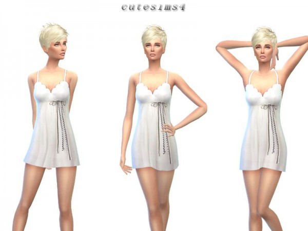 The Sims Resource: Summer clothing pack by Sweetsims4