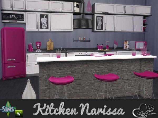The Sims Resource: Kitchen Narissa by BuffSumm